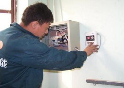太阳能维修展示