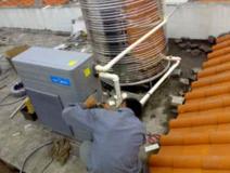 空气能热水器维修案例